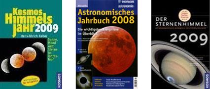 Astronomische Jahrbücher für 2009