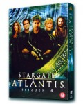 Stargate Atlantis Staffel 4 - Box