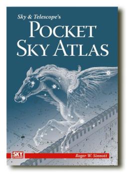 Pocket Sky Atlas - Cover