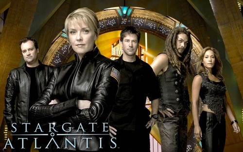 Stargate Atlantis Staffel 4 Cast