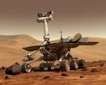 Mars Exploration Rover - künstlerische Darstellung © NASA