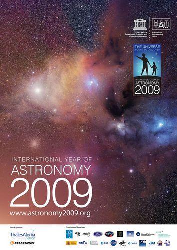 Das Jahr 2009 aus astronomischer Sicht