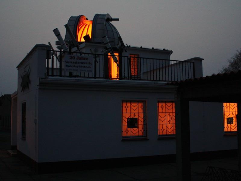 Der Astronomietag bei den Kirchhainer Sternfreunden