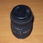 SIGMA 55-200mm F4-5,6 DC