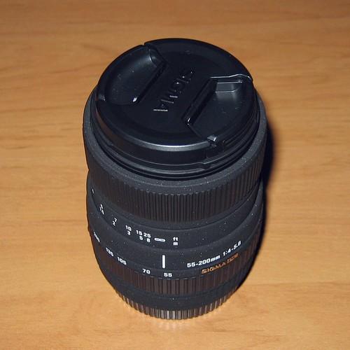 Neues Objektiv für meine Canon DSLR