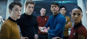 Star Trek 11 Crew © Paramount Pictures