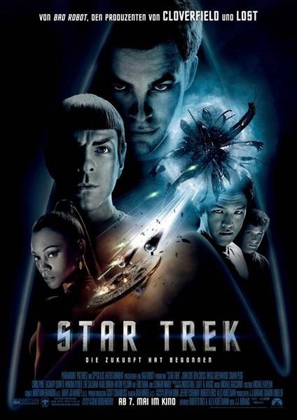Star Trek 11 Plakat
