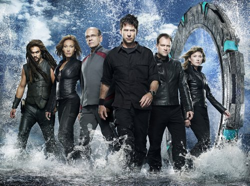 Stargate Atlantis Season 5 Cast