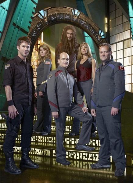 Heute: 5. Staffel Stargate Atlantis Premiere
