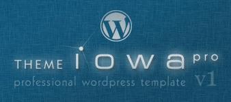"""Neues Theme: """"Iowa Pro"""" von Webfunk"""