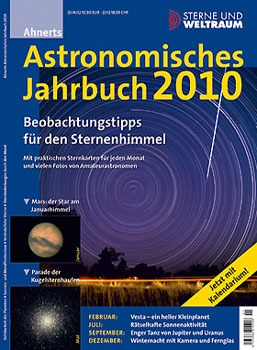 Astronomische Jahrbücher 2010, Teil 2