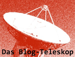 Das Blog-Teleskop #70 beim Clear Sky-Blog