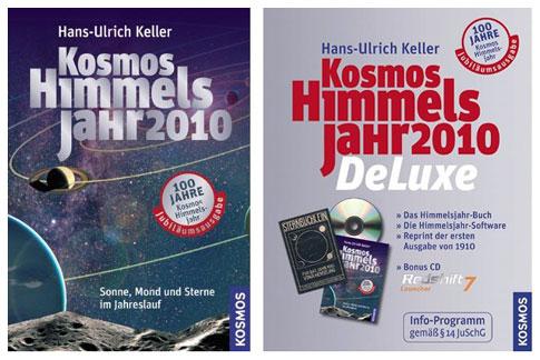 Astronomische Jahrbücher 2010, Teil 1