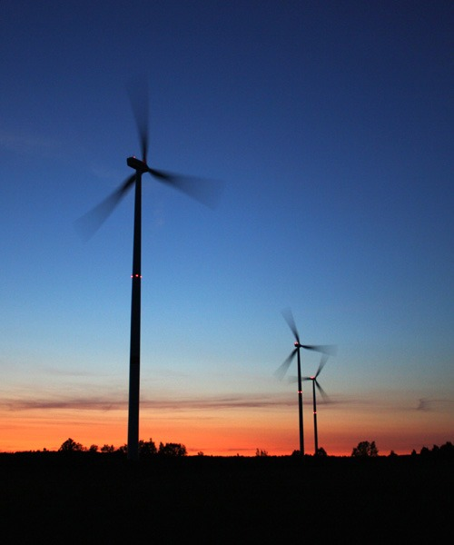 Gemeinde Märkisch Heide stimmt für Windpark in Biebersdorf
