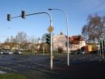 Kreuzung Ecke Spreeufer / Lindenstraße