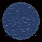 Der Sternhimmel im Februar 2010