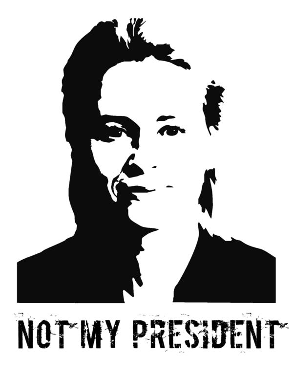 Zensursula - Not My President!