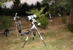Teleskopparade