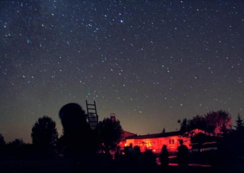 Nachts auf dem HTT