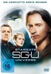 Stargate Universe Season 1 Cover