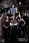 Der Cast von Stargate Universe © SyFy