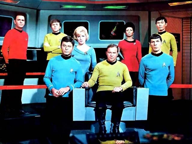 Raumschiff enterprise 5