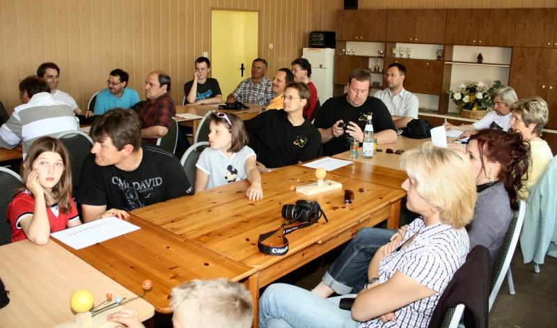 Das 14. Südbrandenburger Sternfreundetreffen in Lugau