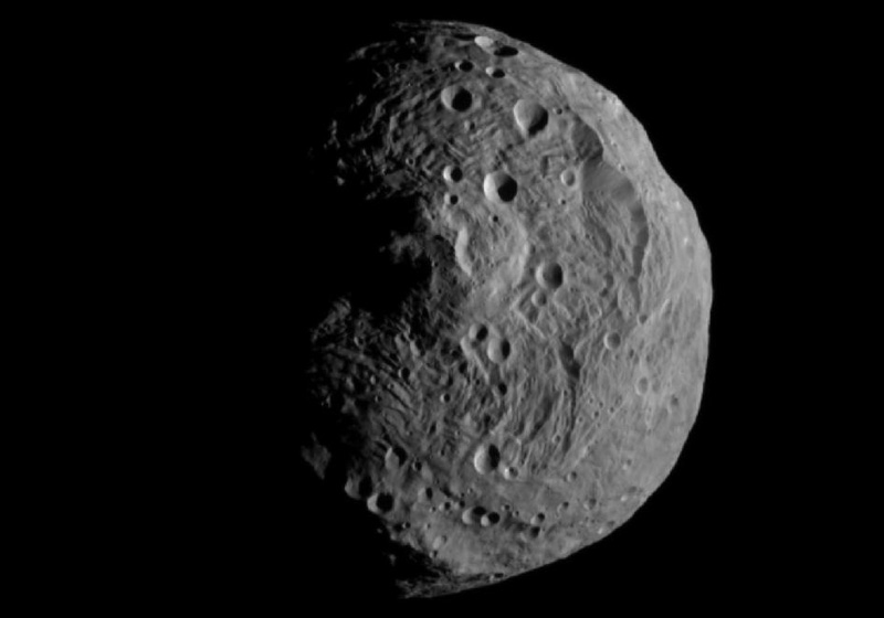 Dawn erreicht den Asteroiden Vesta