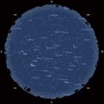 Der Sternhimmel am 15. Oktober 2011 um 23:00 MESZ