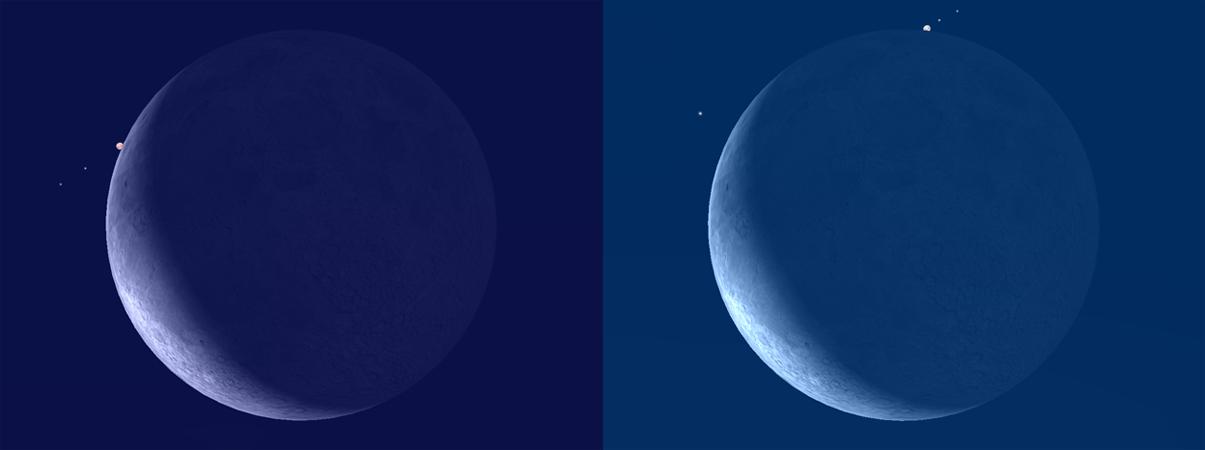 Jupiterbedeckung am 15. Juli 2012