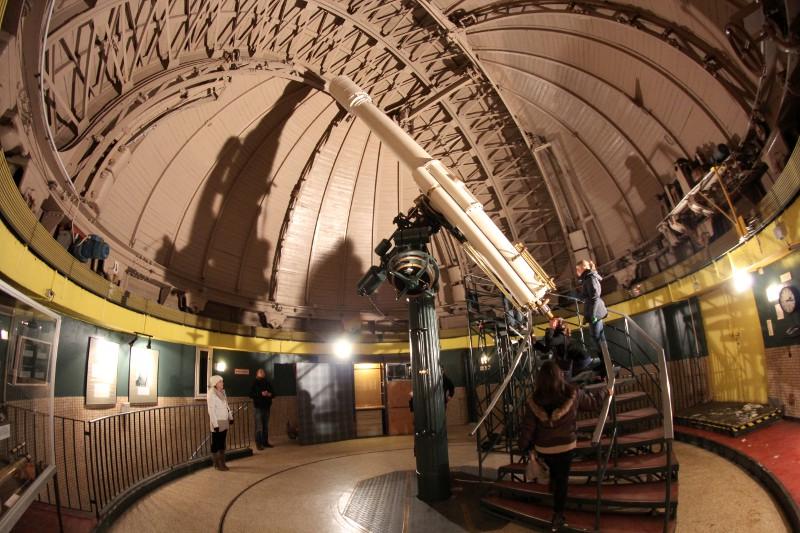 Die Lange und kalte Nacht der Museen