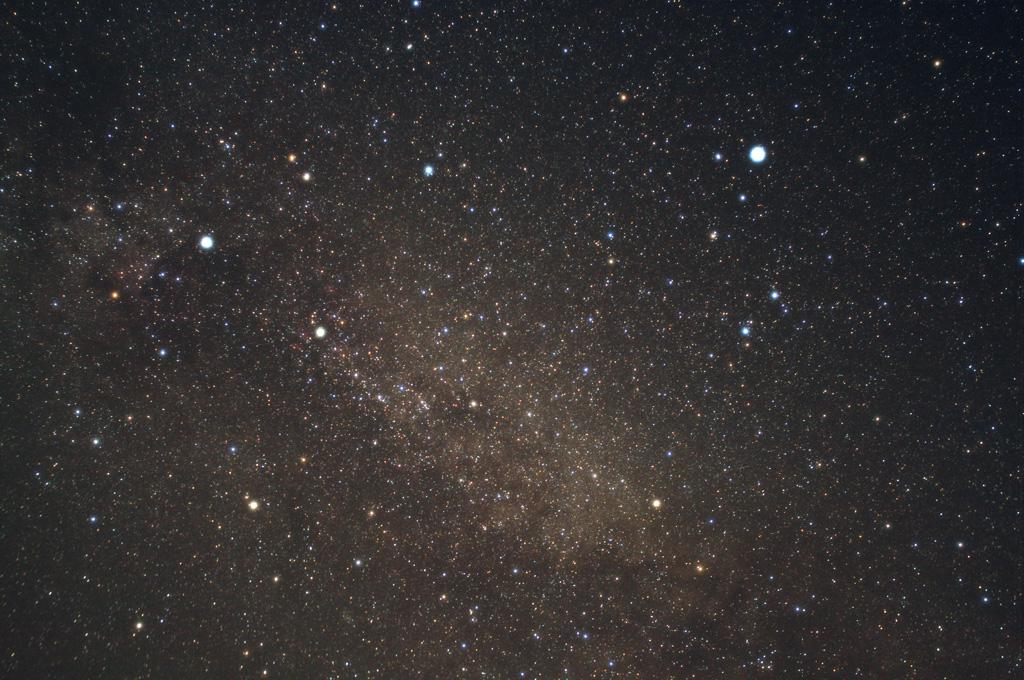 Die Sternbilder Schwan und Leier
