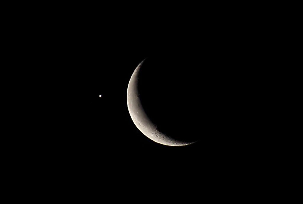 Jupiter & Mond