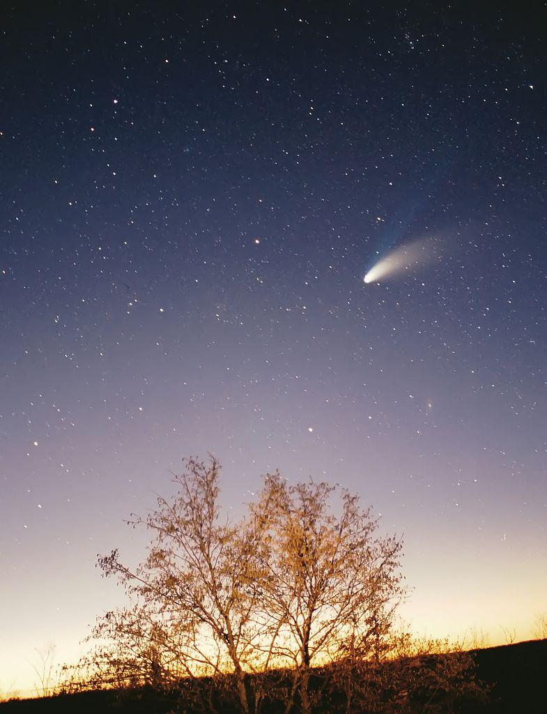 Die Sichtbarkeit des Kometen C/2011 L4 PANSTARRS