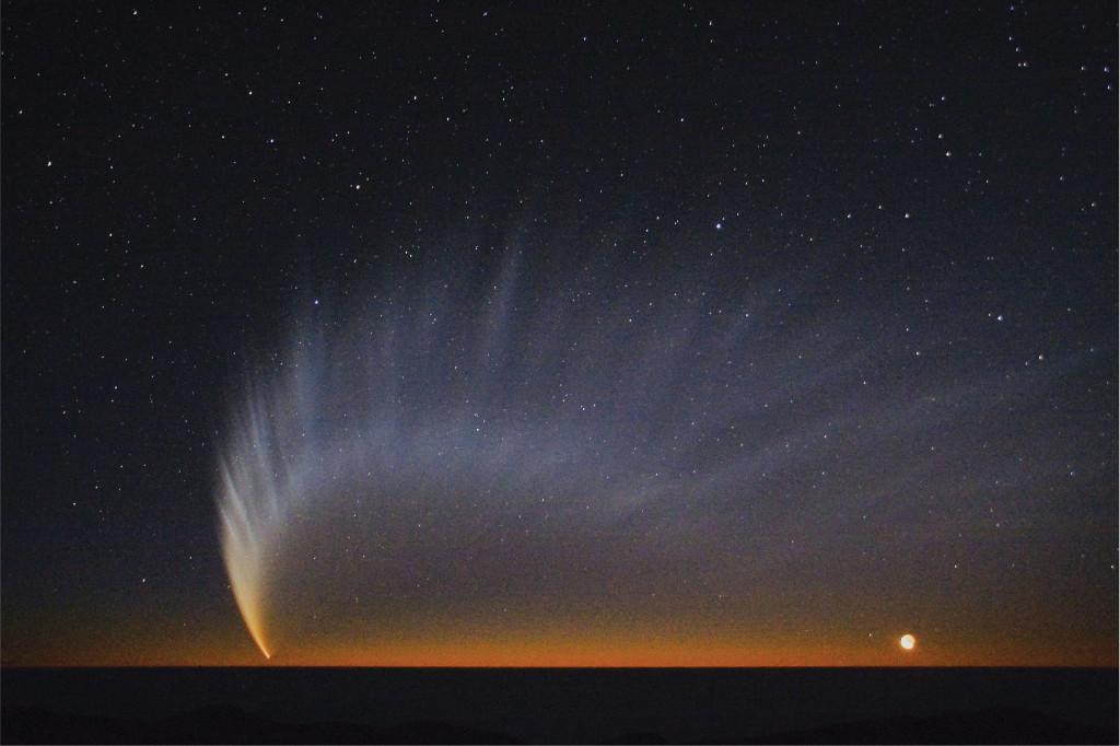 Astronomische Jahresvorschau 2013, Teil 3 – Asteroiden und Kometen