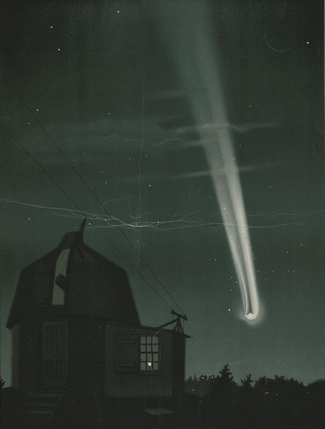 Der Große Komet von 1881