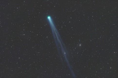 Komet C/2012 S1 ISON vor dem Perihel