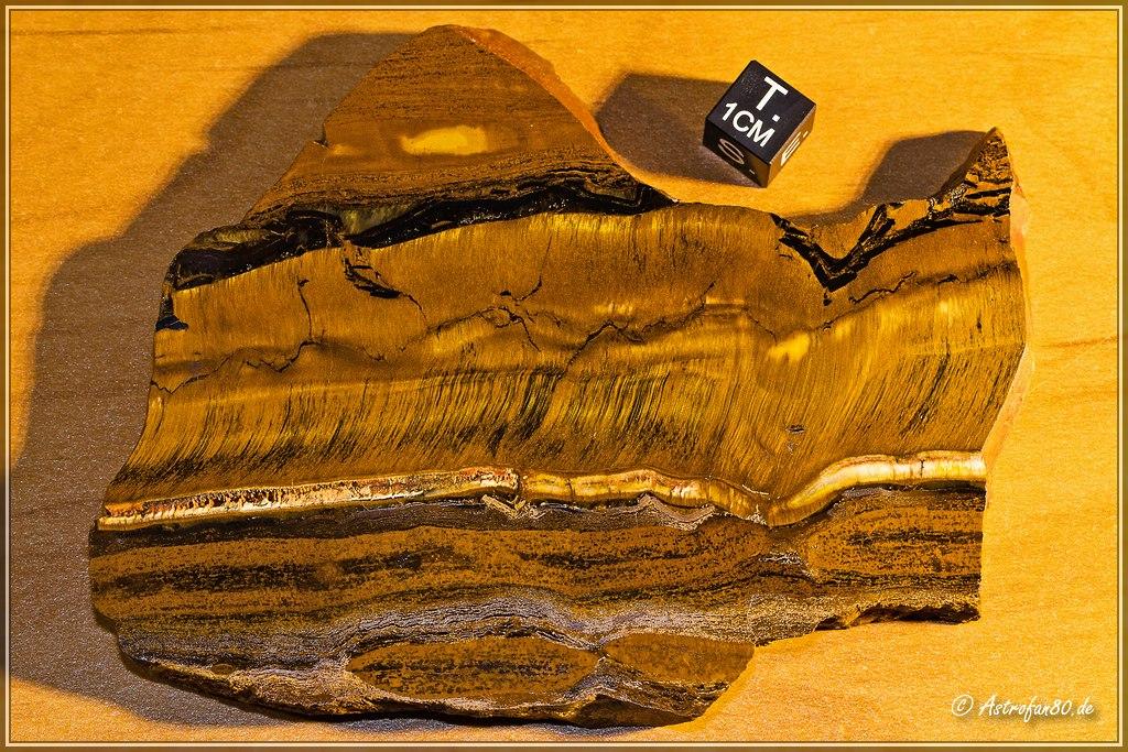 Was ein Stein aus der Marra Mamba Banded Iron Formation erzählt