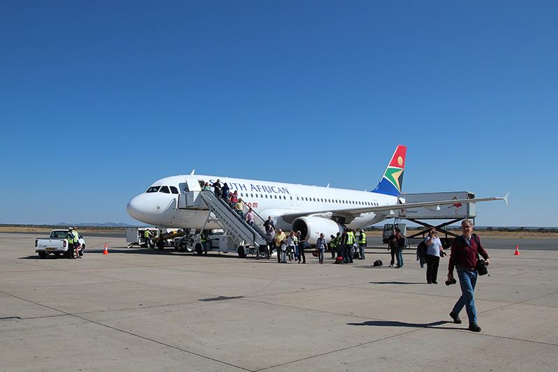 Eine Reise auf die Tivoli Astrofarm in Namibia