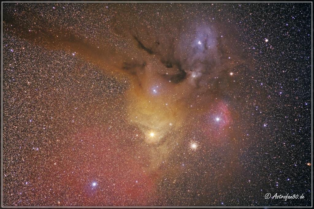 Ein kurzer Ausflug in die Milchstraße