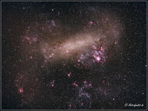 Die Große Magellansche Wolke