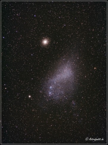 Die Kleine Magellansche Wolke