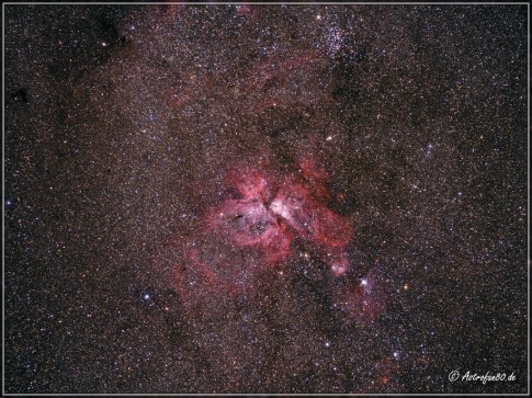Eta Carinae Nebel