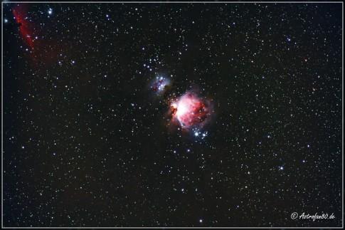 Orion- & Pferdekopfnebel
