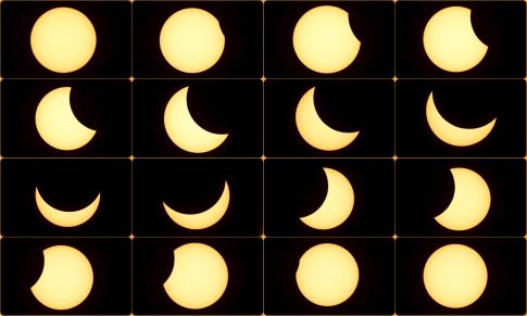 Partielle Sonnenfinsternis am 20.03.2015
