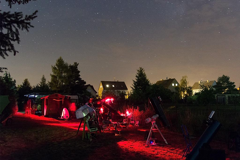 Treffen der HTT-Südkurve in Finsterwalde