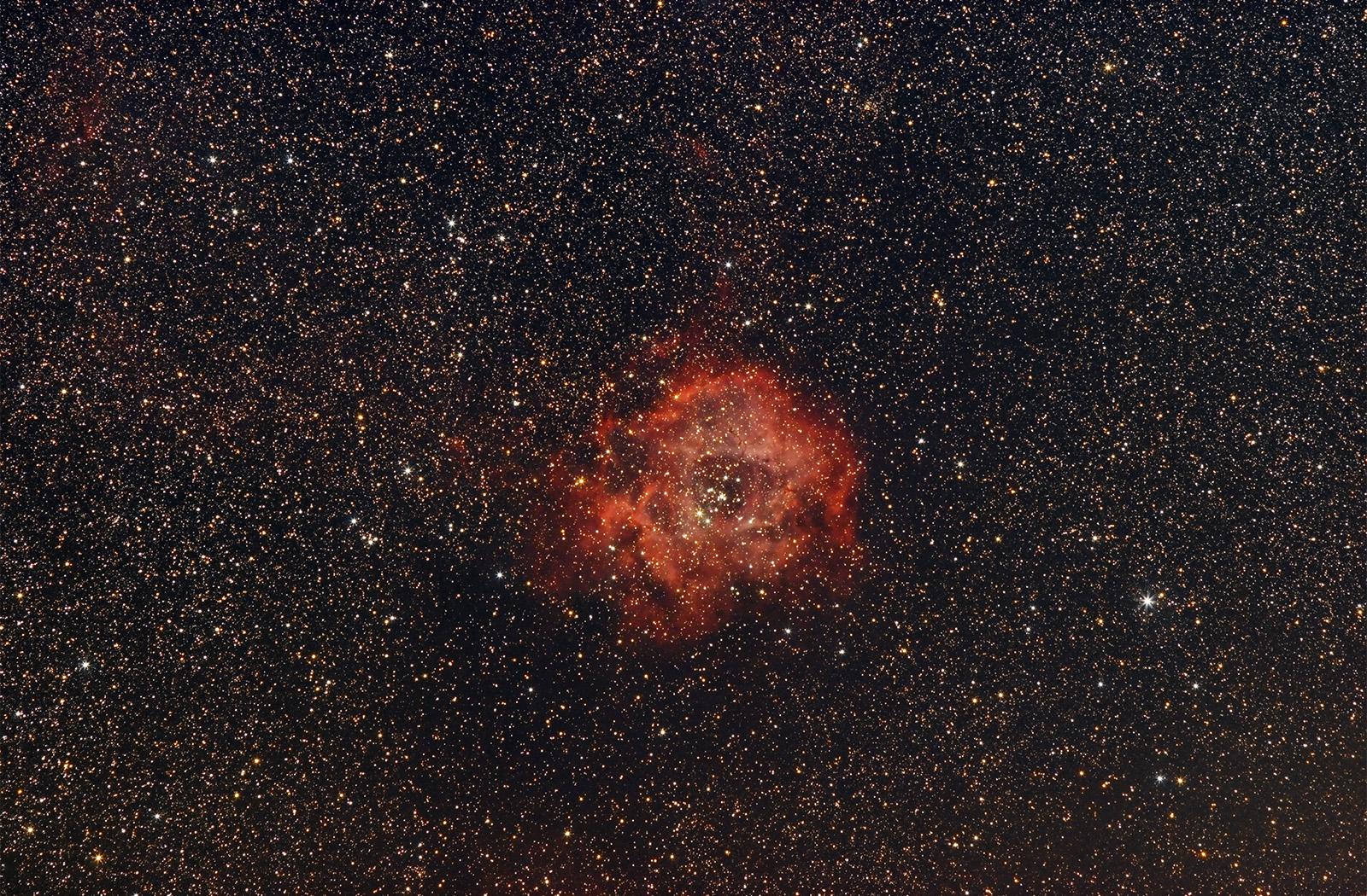 Astronomische Bildergebnisse meiner Dezemberbeobachtung