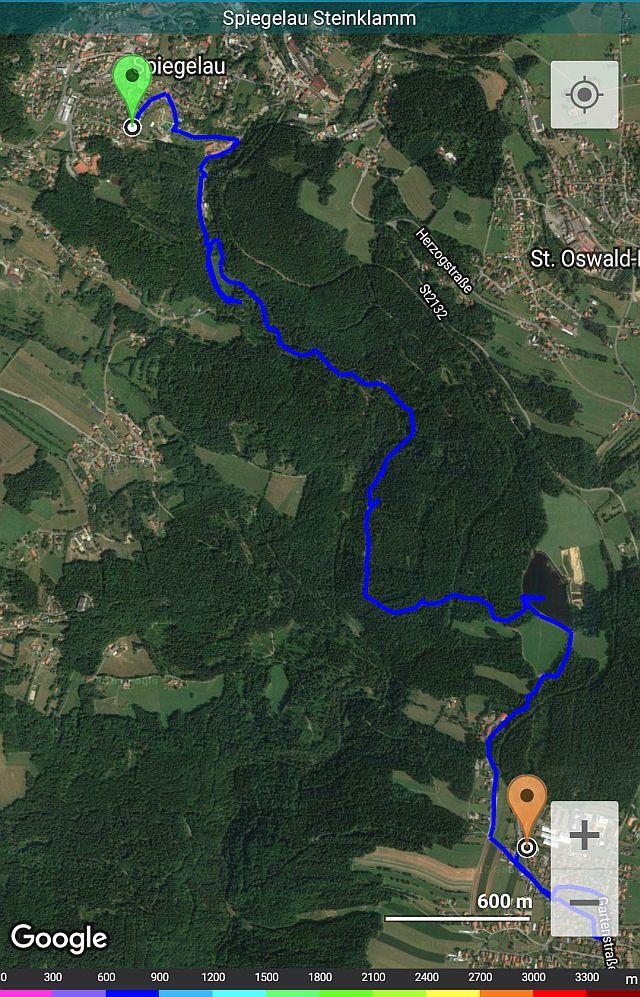 Urlaub 2016: Bayerischer Wald, Teil 1