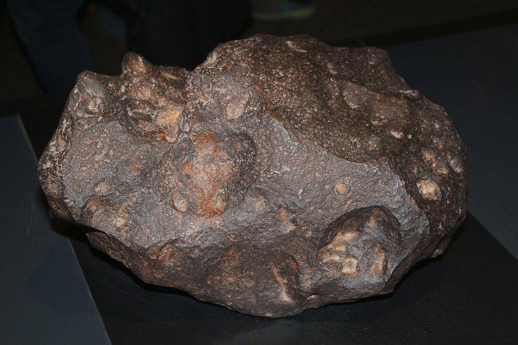Schwerer Eisenmeteorit