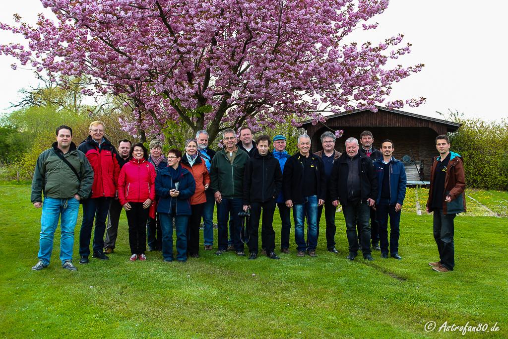 Zu Besuch auf dem 20. Südbrandenburger Sternfreundetreffen